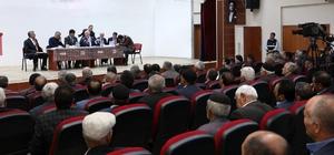 Şûrâ toplantıları Pasinler ve Horasan'da yapıldı