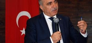 """Başkan Çelik: """"Biz IV. Murad değiliz"""" Tokat Ticaret ve Sanayi Odası Başkanı Ali Çelik: """"Biz kadı da değiliz, IV. Murad da değiliz"""""""