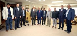 """Karaosmanoğlu, """"Geleceğin Türkiye'sini inşa ediyoruz"""""""