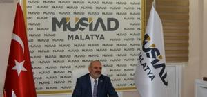 MÜSİAD'dan erken seçim kararına destek