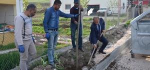 Arguvan'da değişim ve yenileme çalışmaları
