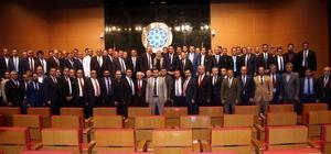 """KTO yeni dönem ilk meclis toplantısını yaptı KTO Meclis Başkanı Cengiz Hakan Arslan oldu KTO Meclis Başkanı Arslan: """"Şehrin ihanet çeteleri ile beraber anılmasına Kayserili asla müsaade etmez"""""""