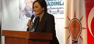 Efeler AK Parti Kadın Kollarında Ayten Karadağ dönemi