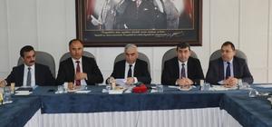 Madenci 1 Mayıs'ı Haluk Levent'le kutlayacak GMİS genişletilmiş başkanlar kurulu toplandı