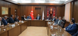 Aydın'da istihdam seferberliği toplantısı yapıldı