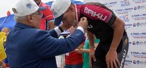 'Tour Of Mersin'in birinci etabının kazananı Azerbaycan oldu