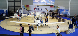 """""""Aquila 212"""" turbo motoruyla ilk kez tanıtıldı"""