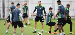 Atiker Konyaspor'da Kasımpaşa maçı hazırlıkları