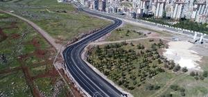 Alternatif yollar trafiğe açılıyor