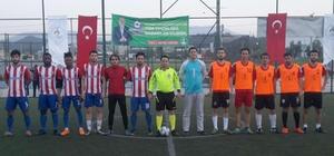 Pamukkale 7. Futbol Şöleninde 2. tur tamamlandı