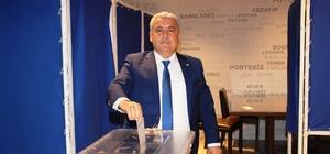 """Davut Er, """"Zeytinyağında KDV yüzde 1'e indirilsin"""" Ege Zeytin ve Zeytinyağı İhracatçıları Birliği Başkanı Davut Er güven tazeledi"""