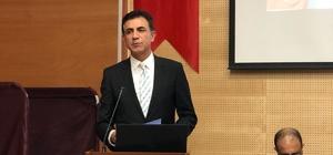 """Hazır Giyimde Uğur güven tazeledi Akdeniz Hazır Giyim ve Konfeksiyon İhracatçıları Birliği Yönetim Kurulu Başkanı Hayri Uğur: """"2017 yılında yaklaşık 800 milyon dolarlık ihracat gerçekleştirdik"""""""