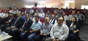 Aydın'da yetiştiricilere 'Buzağı bakım ve besleme' eğitimi verildi ADSYB Başkanı Güngör: Buzağı ölüm oranları düşürülürse sığır ithalatına gerek kalmaz