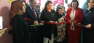 SODES Mesleki Eğitim Merkezi açılışı yapıldı