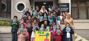 Kartepeli çocuklar SEKA'da yazarlarla buluştu
