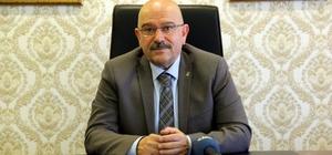 """AK Parti İl Başkanı Hüseyin Cahit Özden: """"Kayseri İl Teşkilatı seçime hazırdır"""""""