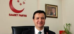 """Arıkan'dan 'Erken seçim' değerlendirmesi SP İl Başkanı Mahmut Arıkan: """"2017 yılında seçim çalışmalarımıza ciddi şekilde başladık"""""""