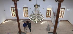 3 bin yıllık antik kentteki Osmanlı camisi restore edildi