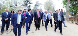 """Başkan Karaosmanoğlu: """"Metromuza inşallah 2023 yılında bineceğiz"""""""
