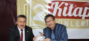 Araştırmacı Yazar Hayati İnanç'tan Seydişehir'de konferans