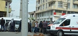 Viranşehir'de Elektrik Çarpması: 2 Ağır Yaralı