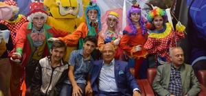 Mersin'de 2. Uluslararası Çocuk Festivali başlıyor