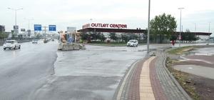 Gölcük ve Fuar Merkezi arasındaki yol kullanıma açıldı