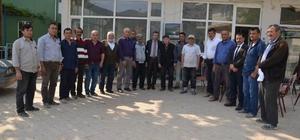 Söğüt Kaymakamı Murat Öztürk, köylerde incelemelerde bulundu