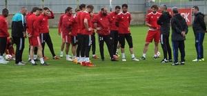 Elazığspor, Adanaspor maçı hazırlıklarını tamamladı