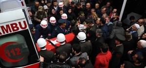 Şehit oğlunun montunu giydi Afrin'de şehit olan Bursalı asker baba ocağına getirildi