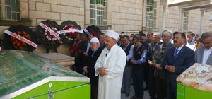 Zurnanın usta ismi Başaran'ın cenazesi toprağa verildi