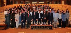 NEÜ Hukuk Fakültesi öğrencilerinden yargı organlarına ziyaret