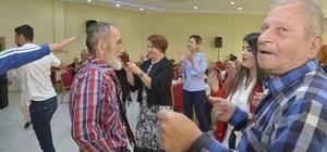 Gençler ve yaşlılar Körfez'de bir araya geldi