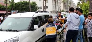 İskenderun'da zincirleme trafik kazası: 4 yaralı