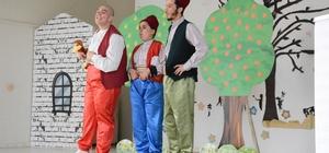 Sivas Belediyesi'nden müzikal çocuk oyunu