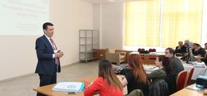 BEÜ'de 'TÜBİTAK Proje Eğitimi' başladı
