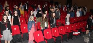 Atatürk Üniversitesi'nde '' Kampüste Lösev'' konferansı