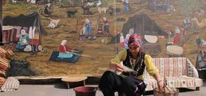 Anadolu Selçuklu ezgileri Mersin'de yaşatıldı