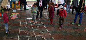 """Elazığ'da """"Geleneksel Çocuk Oyunları Şenliği"""""""