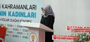AK Parti'de Serpil Koçan güven tazeledi