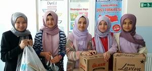 Büyükorhan'dan Şanlıurfa'ya kitap yardımı
