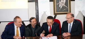Kastamonu'da Kırsal Kalkınma Desteklerinde 68 milyon lira dağıtıldı Hibe almaya hak kazanan 167 kişiyle, hibe sözleşmeleri imzalandı