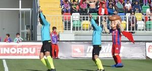 Spor Toto 1. Lig: Altınordu: 3 - Grandmedical Manisaspor: 0