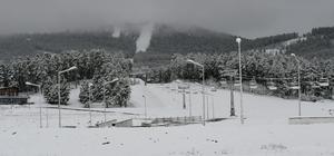 Doğu Anadolu'da baharda kar yağışı