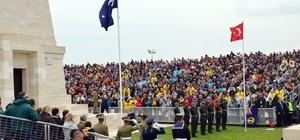 Çanakkale Kara Savaşları'nın 103'üncü Yıldönümü Anma Törenleri'nin programı belli oldu