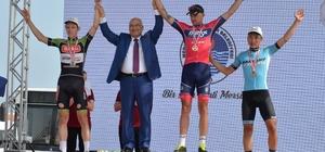 Tour Of Mersin'in en uzun parkuru tamamlandı Mersin Büyükşehir Belediyesi tarafından bu yıl 4.'sü düzenlenen Tour Of Mersin'in ikinci ve en uzun parkuru olan Mut etabı tamamlandı 164 kilometrelik parkurda birinciliği Belaruslu Branislau Samoilau kazandı