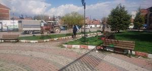 Aslanapa'da ilkbahar temizliği