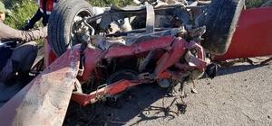 Tavşanlı'da trafik kazası: 1 ölü