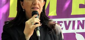 HDP Eş Genel Başkanı Buldan:
