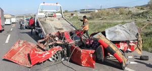 Kütahya'da otomobil şarampole devrildi: 1 ölü